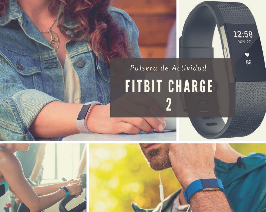 Descubre todos los modelos de la Fitbit Charge 2