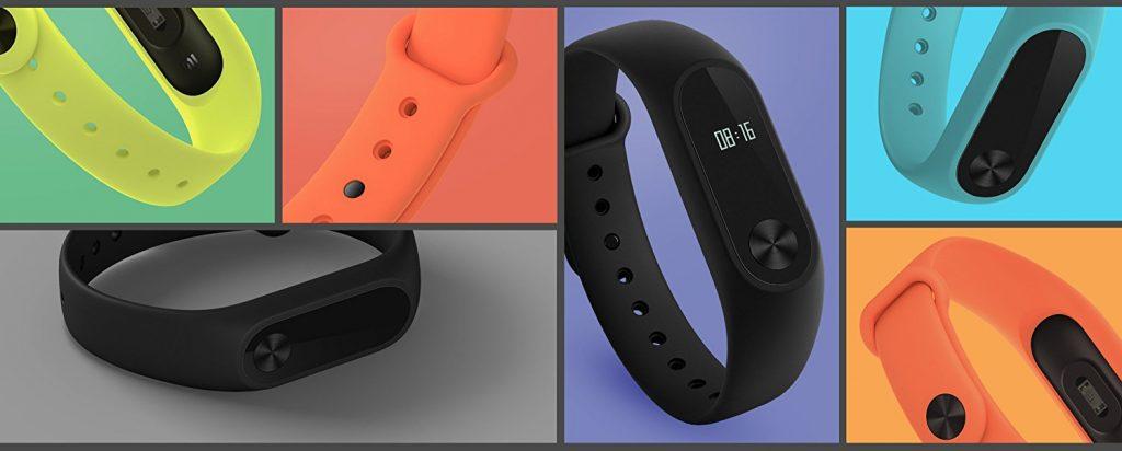 Descubre la pulsera de actividad Xiaomi Mi Band 2